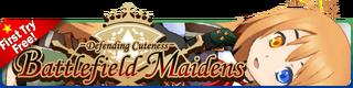 Battlefield Maidens Gacha