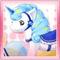 Dreamful Unicorn Blue