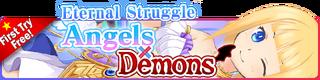 Angels x Demons Gacha Banner