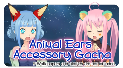 Animal Ears Gacha Top