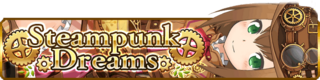Steampunk Dreams banner