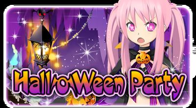 Halloween Party Gacha Top