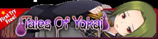Tales Of Yokai Gacha banner