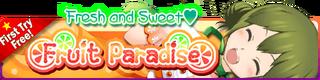 Fruit Paradise Gacha