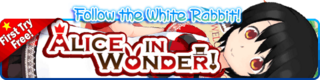 Alice in Wonder Gacha