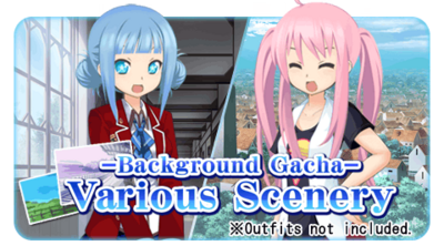 Various Scenery Background Gacha Top