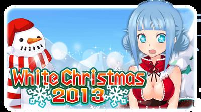 White Christmas 2013 Gacha Top
