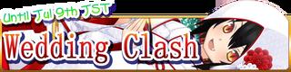 Wedding Clash Banner