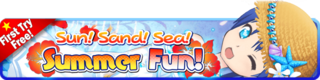Summer Fun! Gacha Banner