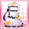 Starry Dress White