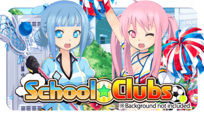 School Clubs Gacha Top