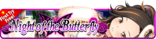 Night of the Butterfly banner