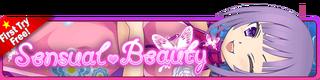 Sensual Beauty Gacha banner