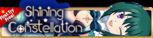 Shining Constellation Gacha banner