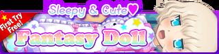 Fantasy Doll Gacha Banner