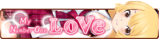 My Number One Love banner