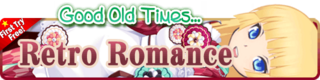 Retro Romance Gacha Banner