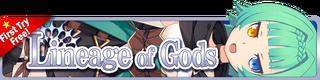 Lineage of Gods Gacha banner