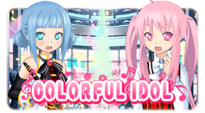 Colorful Idol Gacha Top
