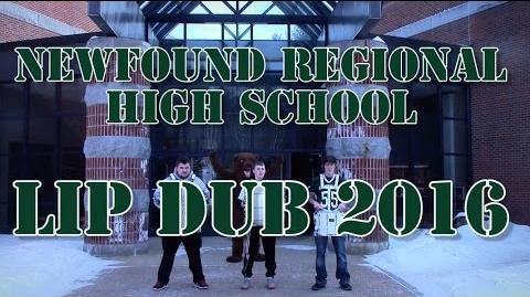 Newfound Regional High School Lip Dub 2016
