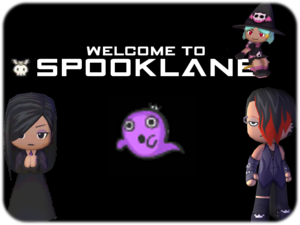 Welcome to Spooklane