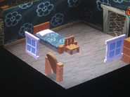 Violet's House Bedroom
