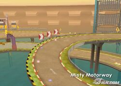 Misty Motorway