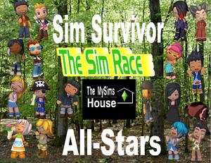 Sim Survivor All-Stars