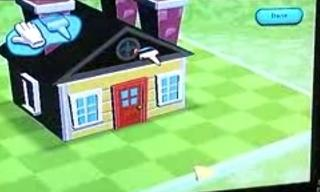 My sims (Wii) Make your House Gameplay