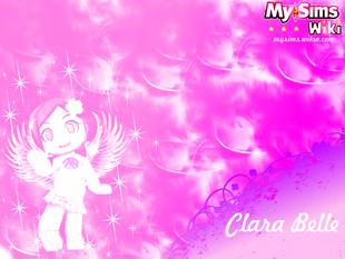 Clara Wallpaper