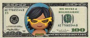 BIG BUCK$ & BILLIONAIRE$!