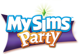Arquivo:MySims Party Logo.png