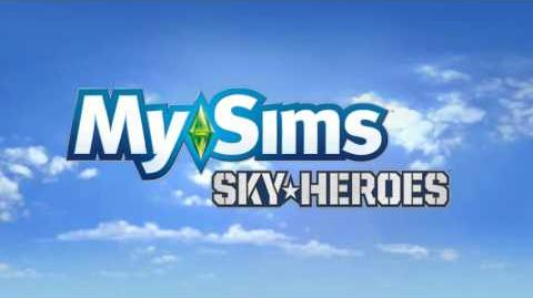 Death From Above - MySims SkyHeroes