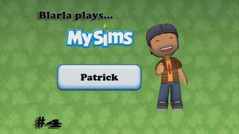 MySims (Episode 4 - Patrick)
