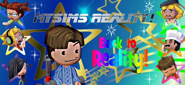 image - mysims reality - back to reality banner | mysims wiki
