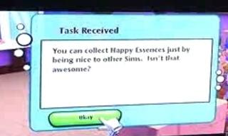 My sims (Wii) Happy Essence Gameplay-0