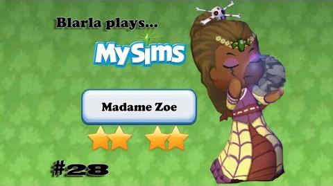 MySims (Episode 28 - Madame Zoe)