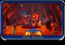 MSSH Portal - Mount Smoulder