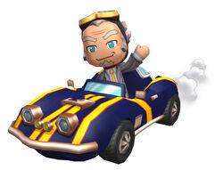 Sir Charles In Car