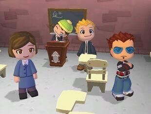 Royal Academy Classroom