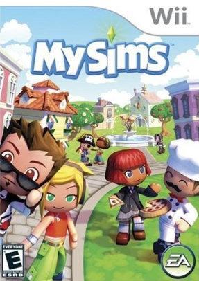 Mysims artbox