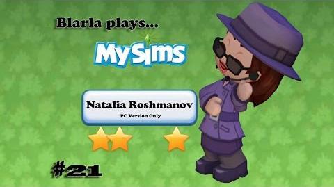 MySims (Episode 21 - Natalia Roshmanov)