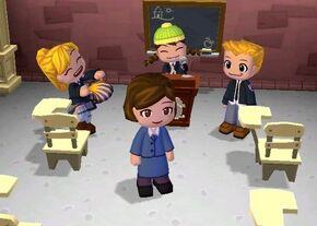 Royal Academy Classroom 2