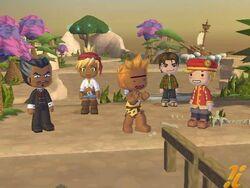 Uncharted Isle 5