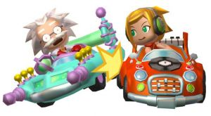 Candy&Dr.F karts