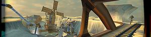 Tin Town - Selection Screen