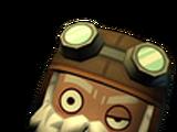 Ol' Gabby (MySims SkyHeroes DS)