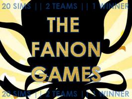 Fanon Games Ad
