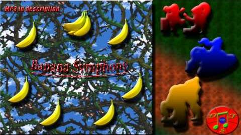 Donkey Kong Country Megamix - Banana Symphony DKC Trilogy Medley
