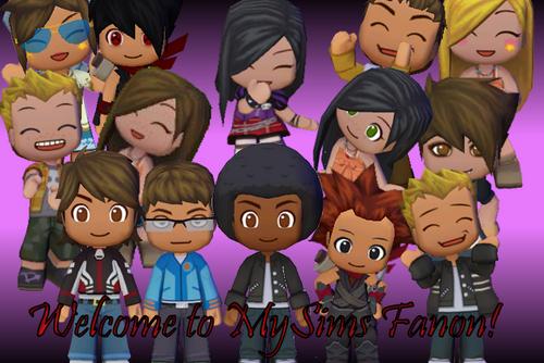 My Sims Fanon